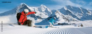 Sortie Ski en Suisse à Grindelwald
