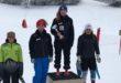 Victoire de Lilou et podium pour Elsa en Grand Prix à Ventron