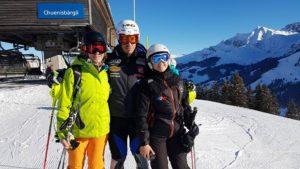 Sortie Ski en Suisse à Murren