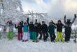 Pré-compétition : 1ère séance de slalom