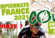 Report du Championnat de France de Course d'Orientation à VTT