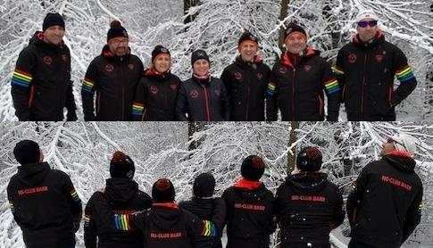 Commande de la tenue de ski du club